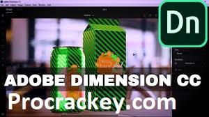 Adobe Dimension CC MOD APK Crack
