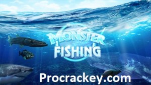 Monster Fishing  APK MOD Crack