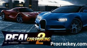Real Car Park MOD APK Crack