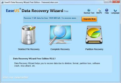 EaseUS Data Recovery 10.8 Crack