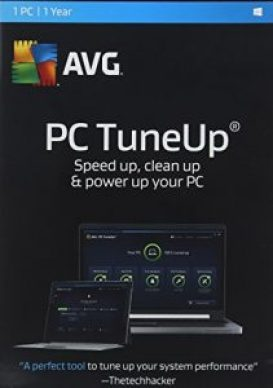 AVG PC Tune-up Key
