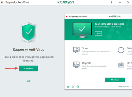 Kaspersky Antivirus 2019 Crack Full Version Download {Final + Setup}