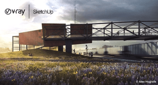 Vray for SketchUp 2020 Crack With License Key Full Torrent