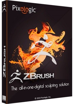 Pixologic Zbrush 2021 Crack + License Key Free Download