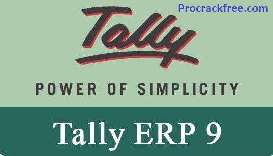 Tally ERP 9 Crack Release 6.6 With License Key Free Download