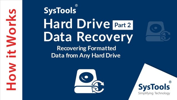 SysTools Hard Drive Data Recovery Crack