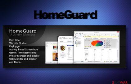 HomeGuard Pro Crack