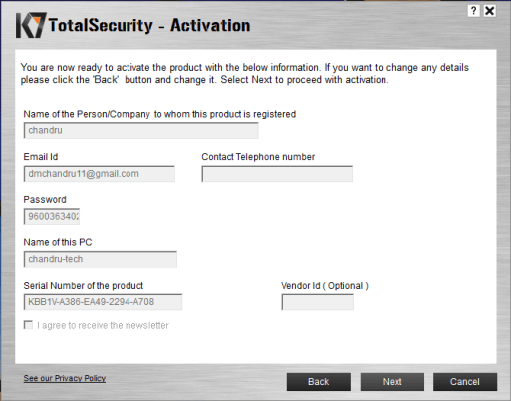 K7 Total Security Crack is an amazing, grant-winning security device. It gives exhaustive insurance to your PCs and workstations.