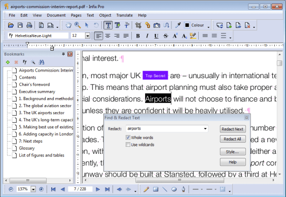 Infix PDF Editor Pro 7.6.5 Crack With Activation Key & Download Free