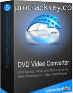 Wonder Fox DVD Video Converter Crack