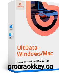 Tenorshare UltData 9.3.1 Crack