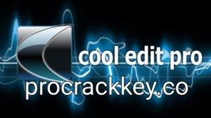 Cool Edit Pro 2.1.3097.0 Crack