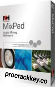 MixPad Music Mixer 7.26 Crack