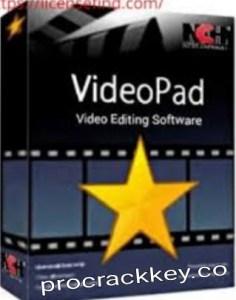 VideoPad Video Editor 10.32 Crack