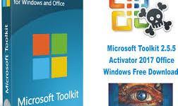 Microsoft Toolkit 2.5.5 Crack