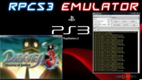 PCSX3 Playstation 3 Emulator 2017
