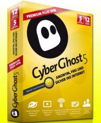 CyberGhost VPN 5 Crack