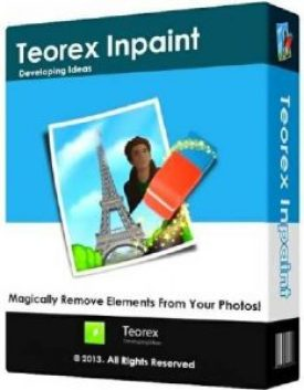 Teorex InPaint 6.2 Final Crack