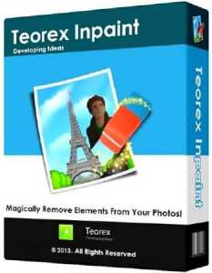 Teorex InPaint 6.2 Final Crack