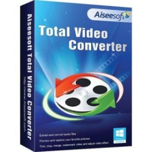 Aiseesoft Total Video Converter 9.0.22 Crack