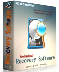 Aidfile Recovery Software Pro 3.6.7 Crack