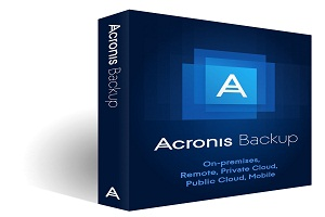 Acronis Backup Bootable ISO 2018