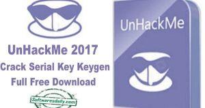 UnHackMe 2017 Crack