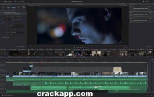 DaVinci Resolve Studio 12.5 Crack