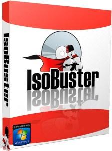 ISOBuster Pro 3.9 Crack 2017