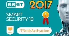 ESET Smart Security 10 Full 2017