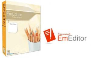 Emurasoft EmEditor Professional 17.0.1 Crack