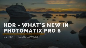HDRsoft Photomatix Pro 6.0