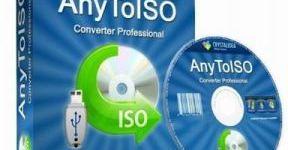 AnyToISO Pro 3.8.0 Build 560 Crack