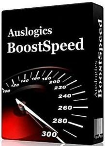 Auslogics BoostSpeed 9.1 Crack
