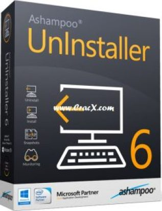 Ashampoo UnInstaller 6 Crack 2017