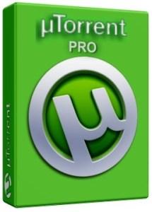 uTorrent Pro 3.5.0 build 44090 Crack