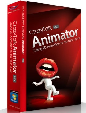 CrazyTalk Animator 3 Crack