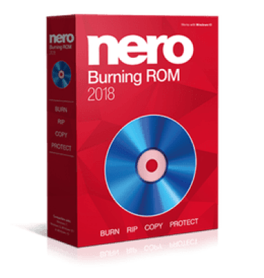 Nero Burning ROM 2018 Patch Crack