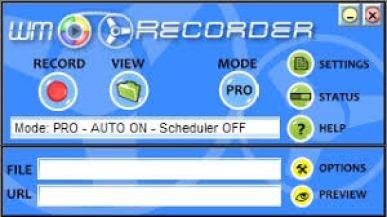 WM Recorder 16.8.4 Crack