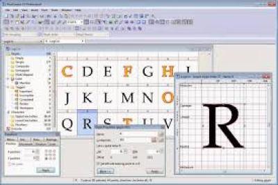 FontCreator Professional Edition 11.0 Crack