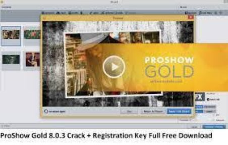 ProShow Gold 8.0.3 Crack