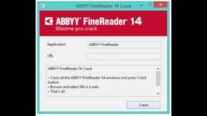 Abbyy Finereader 14 Crack Serial Key