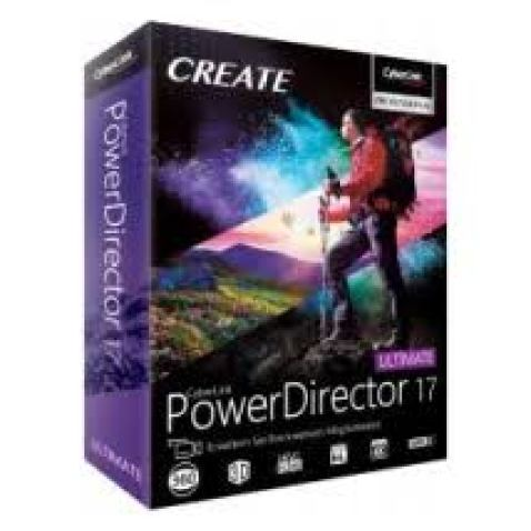 Cyberlink PowerDirector 18 Crack With Product Key Free Download