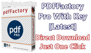 pdfFactory Server Edition 7 With Keygen Full Version Free Download