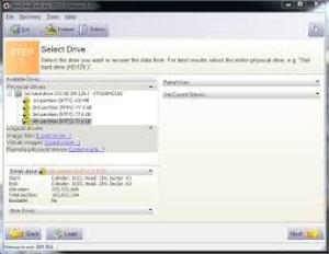 GetDataBack for NTFS crack