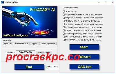 Print2CAD Crack