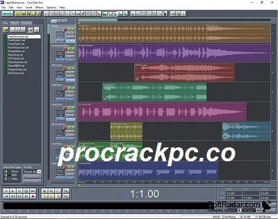 Cool Edit Pro 2.1 Crack + Full Version Free Download 2021