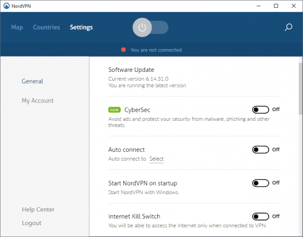 NordVPN 6 25 19 0 Crack + License Key Free Download (2020)