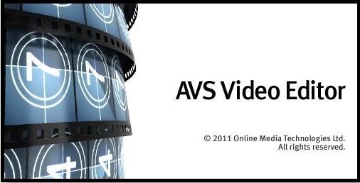 AVS Video Editor 8.1.1.311 Crack