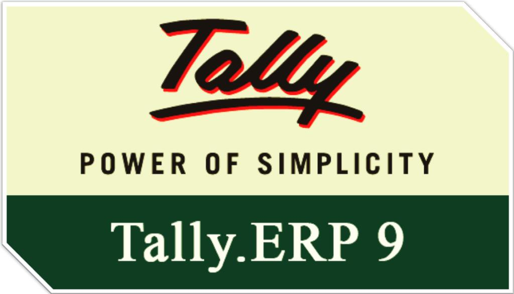 Tally ERP 9 Crack Release 6.3